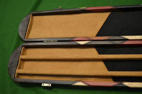 Snooker Cues Handmade - handmade 1 wide snooker cue colours