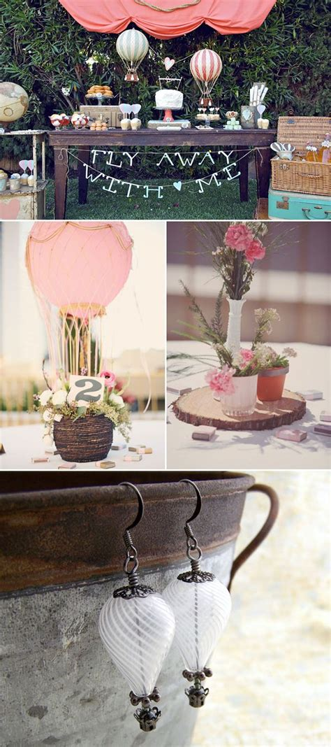 194 best air balloon wedding images on centerpiece ideas centerpieces and