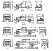 Technical Specification – Toyota Land Cruiser &171 MissedMyRide