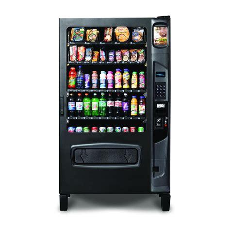 used soda vending machine st5000 combo vending machines combo machines snack and