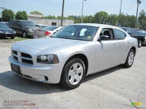 2008 dodge charger se in bright silver metallic 229575