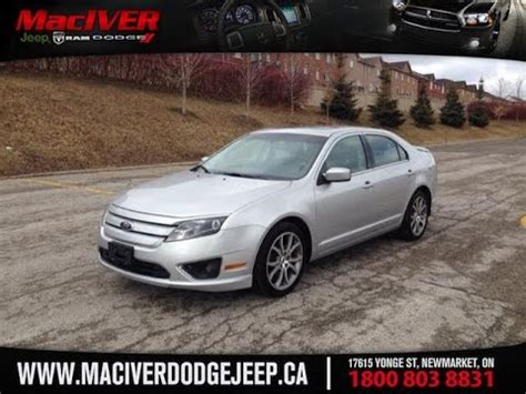 dodge jeep silver 2012 silver ford fusion se newmarket ontario maciver