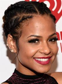 black american hair style on a circle to school best braided hairstyles for round faces extraordinary