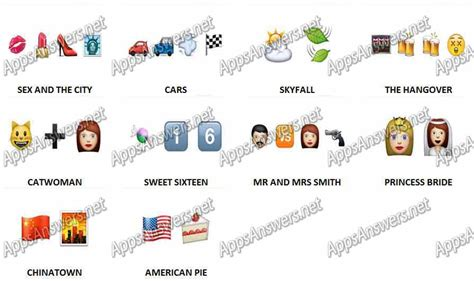 guess the film by emoji answer level 4 guess the emoji images