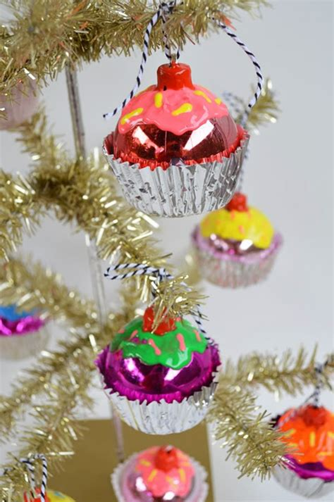 cupcake christmas tree decirations diy decorations personalised gifts shop