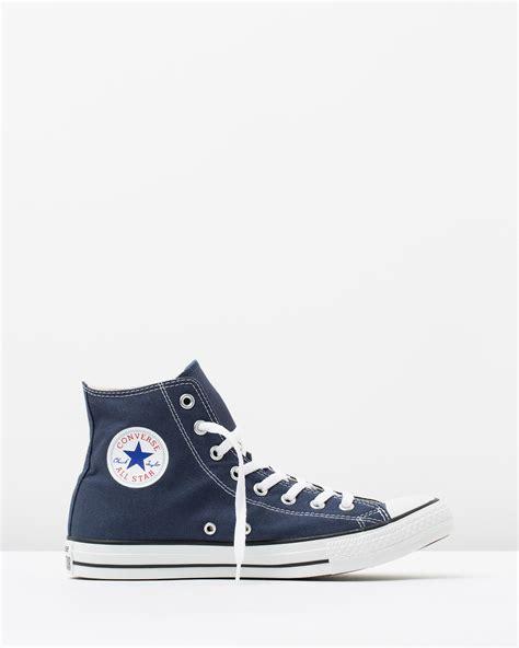 Converse All 1 1 converse men s chuck all hi navy sneaker