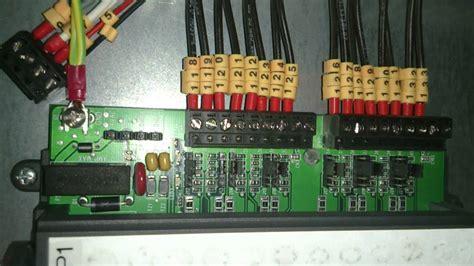 sample ddc wiring  alerton vlx exp youtube
