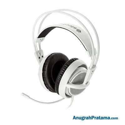Headset Steelseries Terbaru jual steelseries siberia 200 gaming headset white