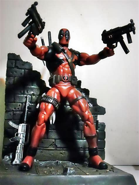 New Original Marvel Select Deadpool marvel select deadpool by jhuino69 on deviantart