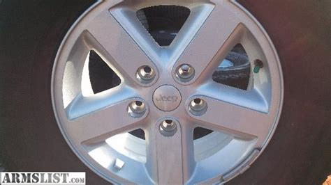 Jeep Rims For Sale Armslist For Sale Jeep Wheels