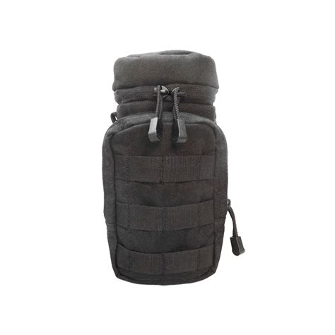 pouch carrier molle water hydration pouch carrier utility pocket water pack carrier black