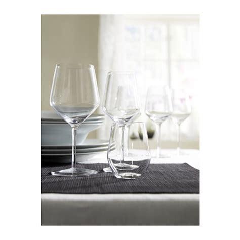bicchieri per vino rosso ivrig bicchiere per vino rosso ikea