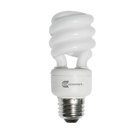ecosmart light bulbs warranty ecosmart 60w equivalent daylight 5500k shatter resistant