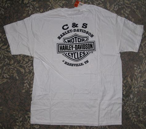 c s harley davidson dealer t shirt for sale largehd 17 c s