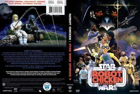 robot chicken star wars episode iii dvd review avforums robot chicken star wars episode iii