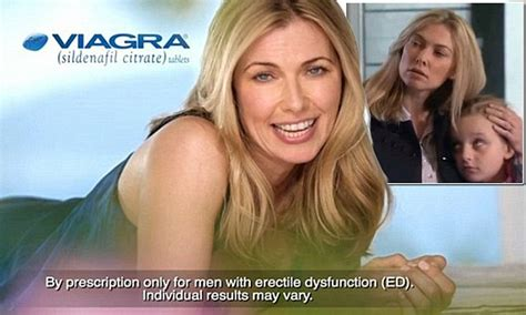 whos the viagra commercial woman linette beaumont becomes a us tv sensation as the first