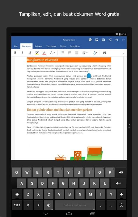 membuat power point di hp android download aplikasi microsoft office word excel power