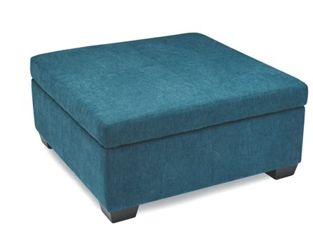 Ottomans Vancouver Tito Vancouver Made Storage Ottoman With Fabric Choice Stylus