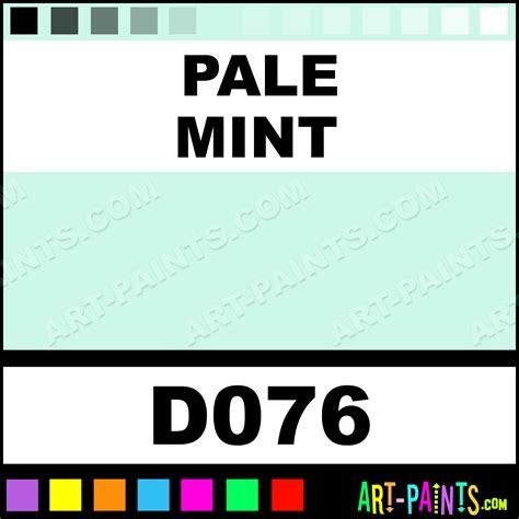 pale mint acryla gouache paints d076 pale mint paint pale mint color holbein acryla paint