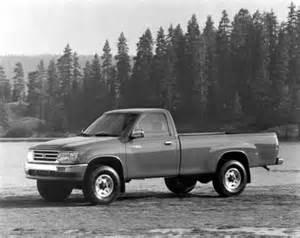 1994 Toyota T100 1993 1994 Toyota T100 1st Generation Toyota