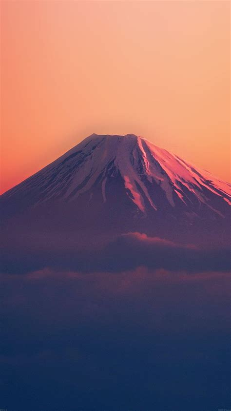 wallpaper iphone 6 volcano lakes and mountains hd wallpapers for iphone 7
