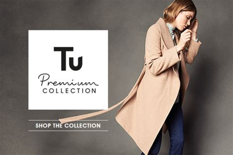 Sainsburys Tu Clothing Range Catwalk Show by Sainsbury S Launches Premium Fashion Range Retail Gazette