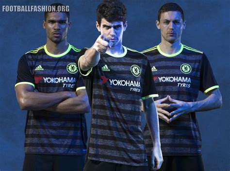 chelsea fc 2017 chelsea fc 2016 17 adidas away kit inspired by the