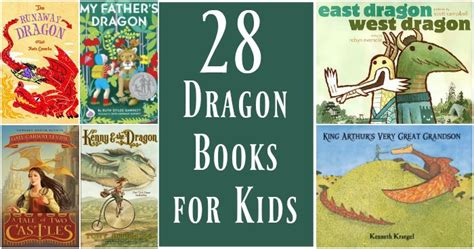 dragons and books favorite picture and chapter books for