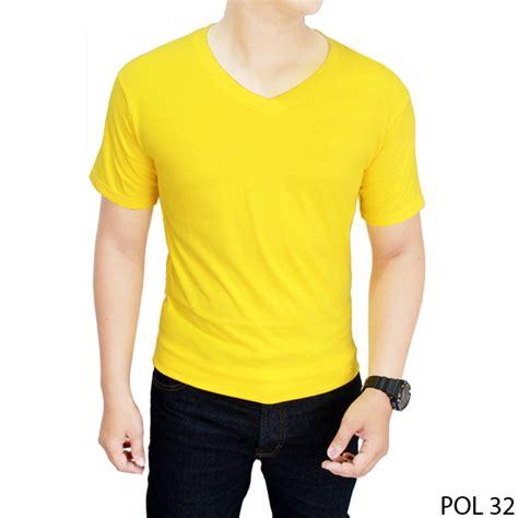 Kaos Polos Cotton Combed 24s 100 Cotton Size Xl 72cm X 52cm basic tshirt kaos polos v neck lengan pendek 100 cotton size mlxl elevenia