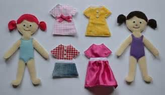 felt dress up doll template nap time crafts felt dolls