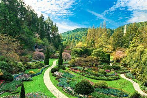 giardini fantastici canada i giardini butchart un piccolo paradiso terrestre
