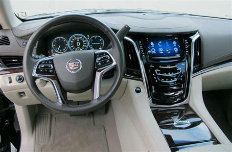 Cadillac Escalade 2015 Interior by 2015 Cadillac Escalade More Power Luxury Efficiency Html