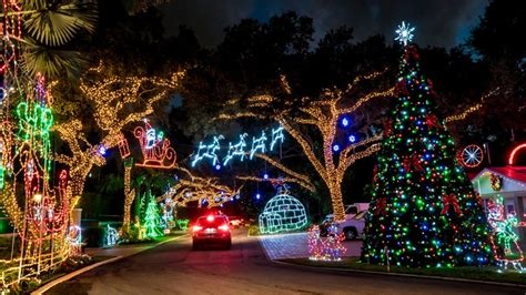 largest christmas lights displays photos snug harbor lights are a must see