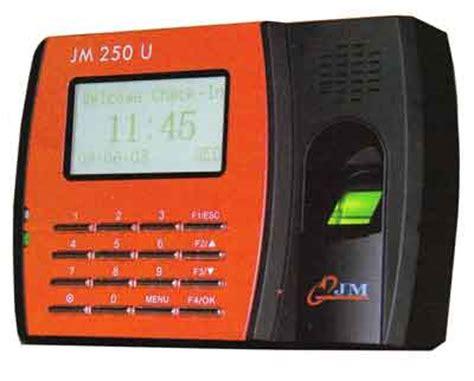 Mesin Absen Clock mesin absensi jm250u fingerprint jm250u pabx