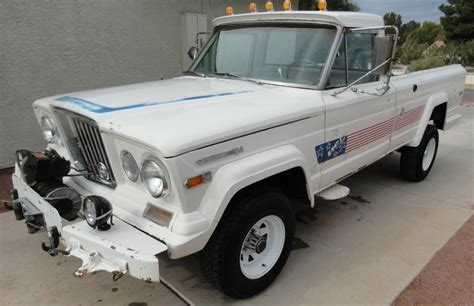 Ready For Battle 1970 Jeep Gladiator