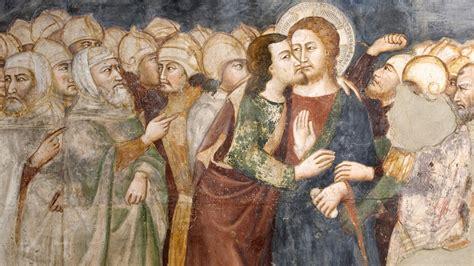 jesus  betrayed  judas iscariot history