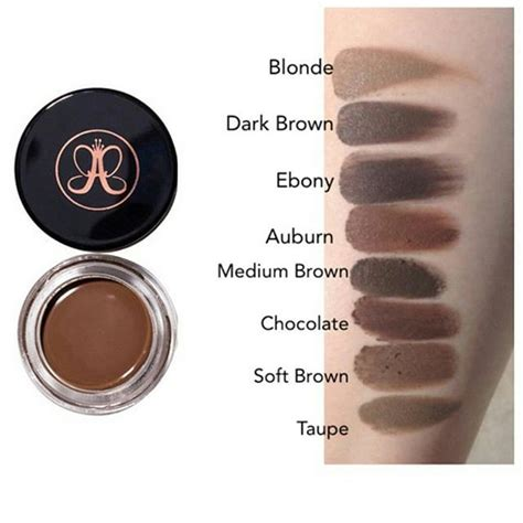 Anastasia Beauty Hills Dip Brow Pomade Shade Blonde | best 25 anastasia beverly hills ideas on pinterest