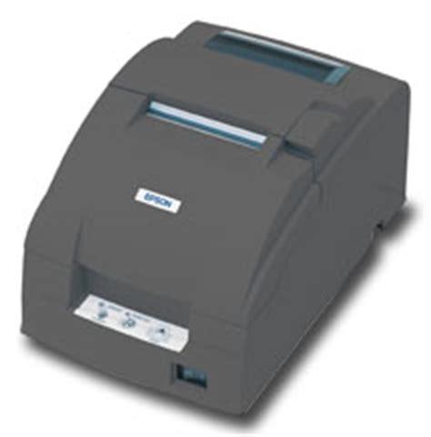 Epson Tm U220 B impresoras matriciales de tpv epson tm u220 b con corte de