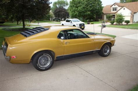 1970 ford mustang mach 1 well maintained by original owner classic classics groovecar 1970 ford mustang mach 1 shaker
