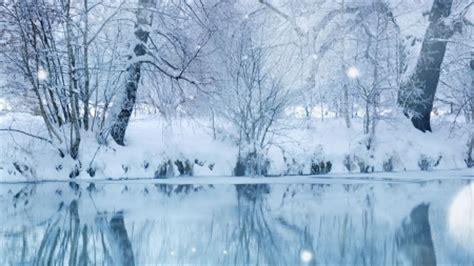 firefox themes snow frozen lake reflection winter nature background