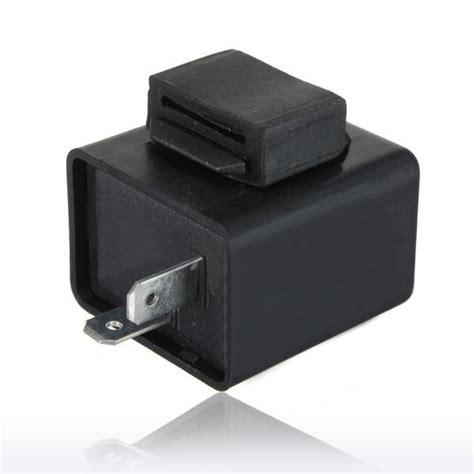relay or resistor universal motorcycle flasher relay led indicator resistor 2 pin 12v for harley honda lazada ph