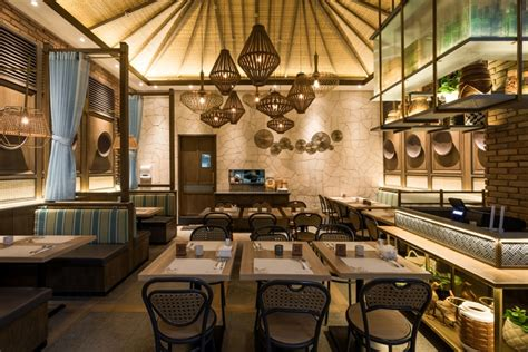 design interior cafe jakarta taliwang bali restaurant by metaphor interior architecture