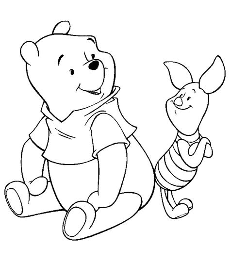 winnie the pooh templates eore from winnie the pooh coloring pages coloring pages