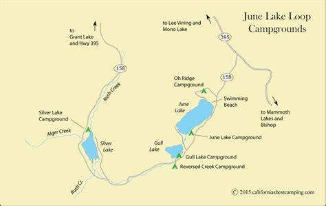 june lake boat rentals silver lake cground june lake loop