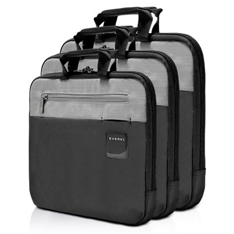 Everki Ekf861 Contempro Laptop Sleeves Bag With Memory Foam 11 6 Evbg1 everki ekf861 contempro laptop sleeves bag with memory