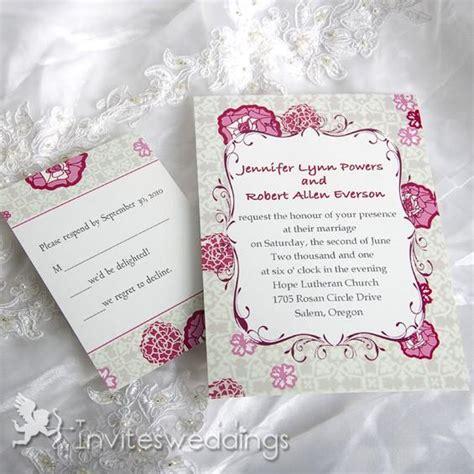 inexpensive wedding invitations wedding wedding invitations cheap