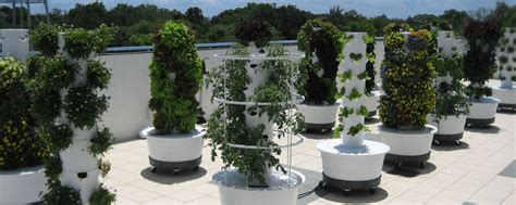 Aeroponic Tower Garden by Image Gallery Hydroponics Tower Garden