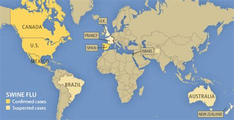 mexico city world map the web trend surfer the about swine flu