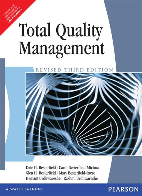 horses revised edition books total quality management revised edition 3rd edition