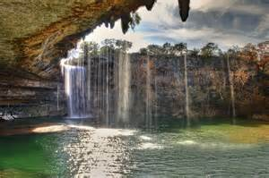 best nature places in usa travel trip journey hamilton pool natural preserve